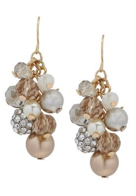 Buckley London Snowball Cluster Earrings. Shop for them here!- http://en-ae.namshi.com/buy-buckley-london-snowball-cluster-earrings-for-women-earrings-54108.html