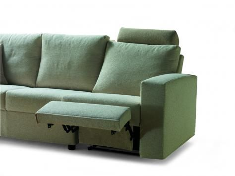 Reclining sofa Nebraska furniture  sc 1 st  Pinterest : stylish reclining sofa - islam-shia.org