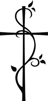 simple Cross with vine - Google Search