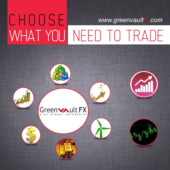 Start trading #forex on #MetaTrader4 with Greenvault FX. Trade 70+ instruments with MT4.