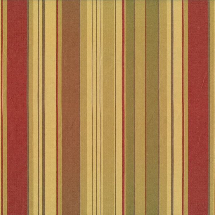 Discount pricing and free shipping on Kasmir fabric. Always 1st Quality. Over 100,000 patterns. $5 swatches. Item KM-STRIPE-565-SPICE.