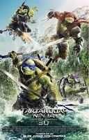 Filmes de Ouro: As Tartarugas Ninja: Fora das Sombras 2016 (Blu-ra...