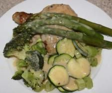 Recipe Varoma Herb & Mustard Chicken with Steamed Greens by mindy81 - Recipe of category Main dishes - meat
