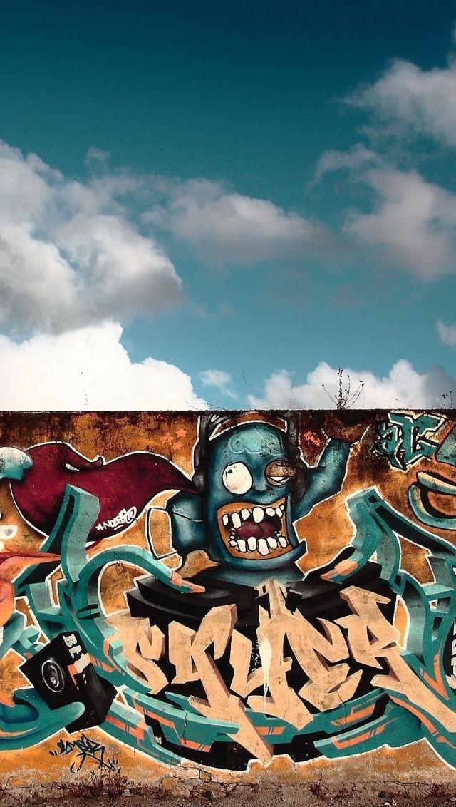Pin On Wallpaper Street art wallpaper iphone