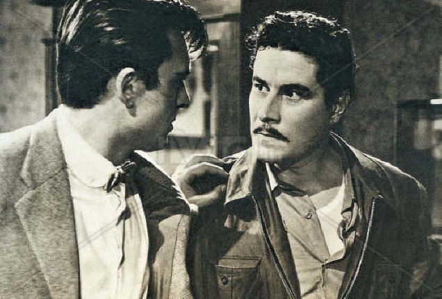 "Amedeo Nazzari in ""Catene"" (1949)"