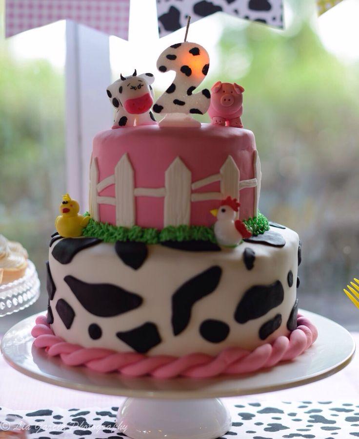 Torta de La granja - Farm cake