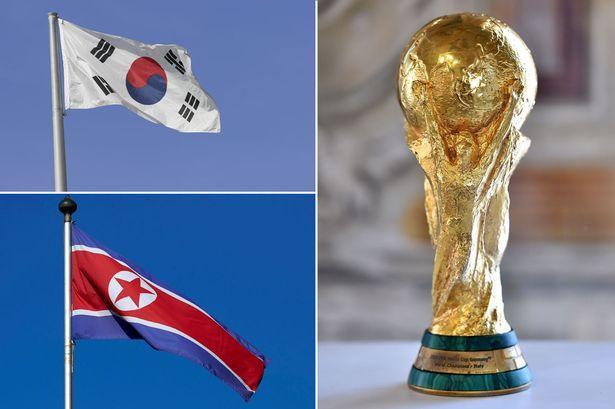 """มุน แจ-อิน ประธานาธิปดีคนใหม่ของ """"เกาหลีใต้"""" ได้เสนอตัวเป็นเจ้าภาพร่วม กับ """"เกาหลีเหนือ"""" ในการจัดการแข่งขันศึกฟุตบอลโลก รอบสุดท้าย ในปี 2030 เกาหลีใต้เพิ่งเป็นเจ้าภาพจัดศึกฟุตบอลโลกรุ่นอายุต่ำกว่า 20 ปีที่เพิ่งจบลง  ดังนั้นผู้นำคนใหม่ของเกาหลีใต้ จึงใช้โอกาสนี้เข้าพบกับ จานนี อินฟานติโน ประธานสหพันธ์ฟุตบอลนานาชาติ ที่เดินทางมามอบถ้วยแชมป์ในรายการนี้ พร้อมเปรยถึงความสนใจในการจัดฟุตบอลโลกในอีก 13 ปีข้างหน้า  ซึ่ง เกาหลีใต้ จะเป็นเจ้าภาพจัดร่วมกับเกาหลีเหนือ ที่มี คิม จอง-อึน เป็นท่านผู้นำ…"""
