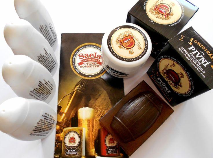 Piwne kosmetyki Saela – zapowiedź testów  Piwo w kosmetykach?