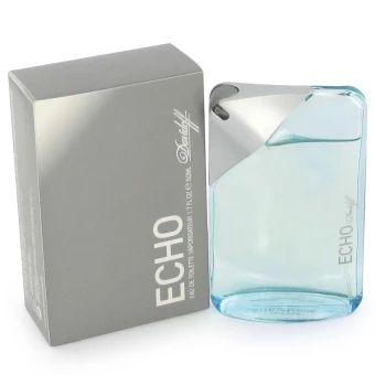 รีบเป็นเจ้าของ  Davidoff Echo For Men EDT 100ml พร้อมกล่อง  ราคาเพียง  1,750 บาท  เท่านั้น คุณสมบัติ มีดังนี้ น้ำหอมยอดนิยม กลิ่นหอมสดชื่น กลิ่นหอมติดทนนาน