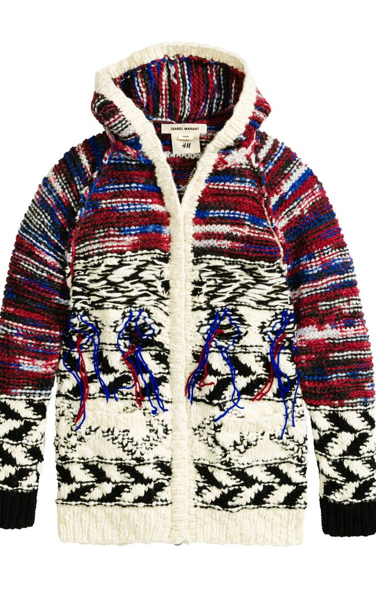 Isabel Marant for H&M Multicolor Sweater
