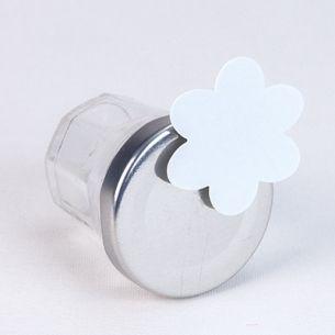 Fleurs métalliques aimantées (x6) - Ma plus belle deco