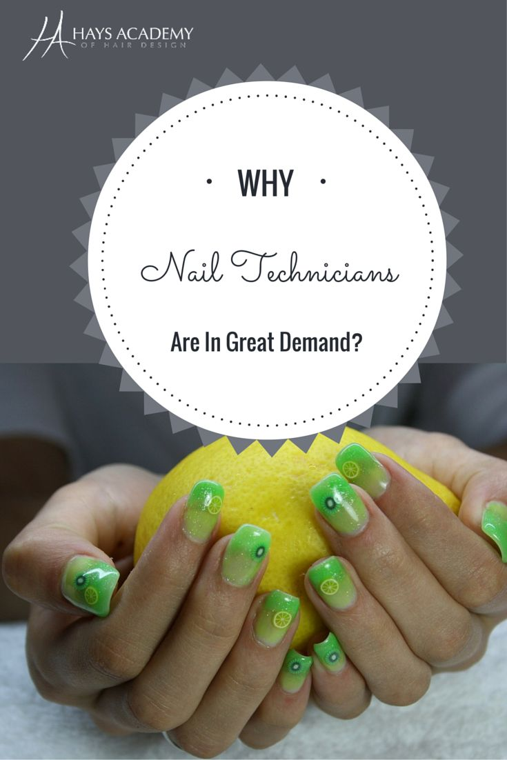 Nail Technicians in Great Demand 113 best
