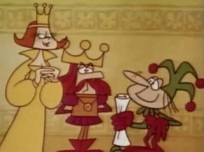 Re Artú e i cavalieri della tavola quadrata serie anni '70 - pinned it perche questo me lo ero dimenticato!