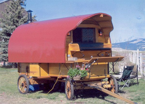 18 best Wagon tastic images on Pinterest Gypsy wagon Covered
