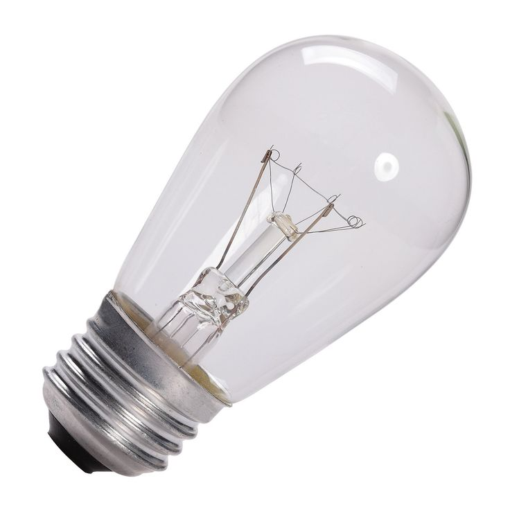 Pack of 18 Commercial Grade 11-Watt S14 Incandescent Bulbs with E26 Medium Base, for Indoor and Outdoor Use - Especially for Heavy Duty String Lights - ★Human-Friendly Design: 100Ra Color Rendering Index is more vivid and natural lighting for the best eye protection, 2700K Color Temperature provides a soft warm yellow mood light to create a relaxing and comfortable environment. Dimmable to 10% light.  Works with most dimmers.