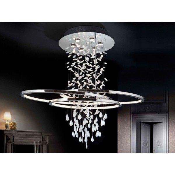 Lámpara de techo Bruma (Schuller) - Villalba Interiorismo