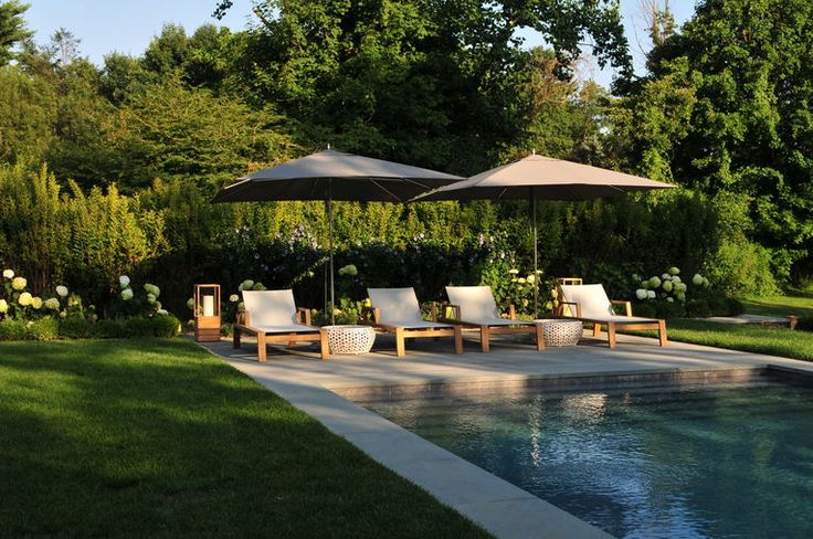 Robin kramer garden design portfolio landscape pool for Garden pool facebook