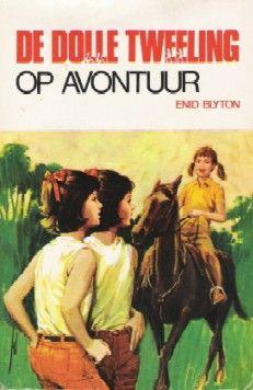 De Dolle Tweeling op avontuur De dolle tweeling, Pat en Ann, krijgen weer nieuwe vriendinnen. Carlotta, een gezellig circus-meisje, die haar afkomst wil verb