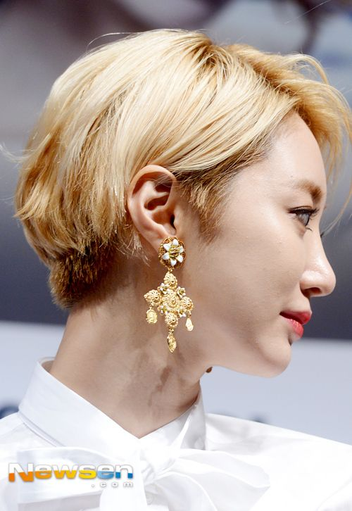 [테마포토]숏커트가 신의 한수, 짧은 머리가 잘 어울리는 여★들 - 뉴스 - enews24