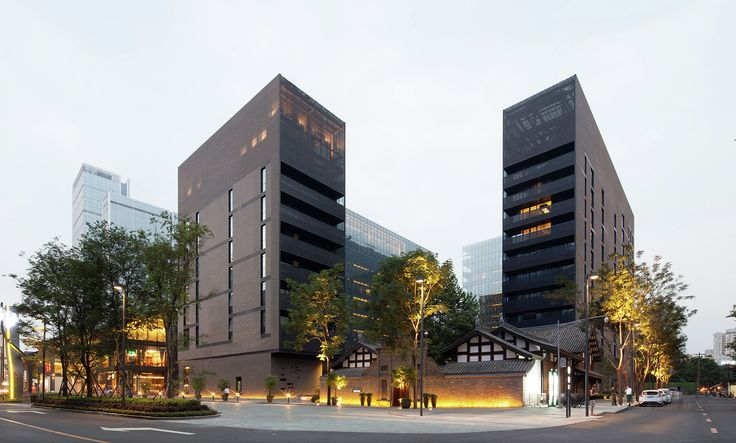 Completed in 2015 in Chengdu, China. Images by John Madden. Located in the heart of Chengdu – one of China's key centres of finance and commerce – is The Temple House, a historically-rich hotel that opened in...