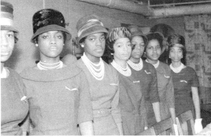 Alpha Kappa Alpha Ivy Pledge Club, 1932