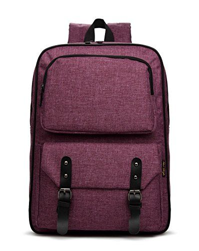 HotStyle 928M PHOEBE Casual Vintage Preppy Style Lightweight Linen Backpack Fashion Cute Travel School College Rucksack Shoulder Bag Bookbags Daypack for Teenage Boys Girls, Students and Women With 14-inches Laptop Compartment HT982 (Purple) hotstyle http://www.amazon.com/dp/B00PZS5Y5I/ref=cm_sw_r_pi_dp_WTk.ub1DAX31R