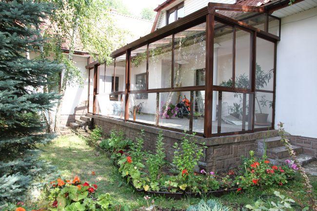 Ogrody zimowe, szklane balkony i tarasy MONTAREK