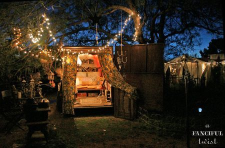 gypsy garden night