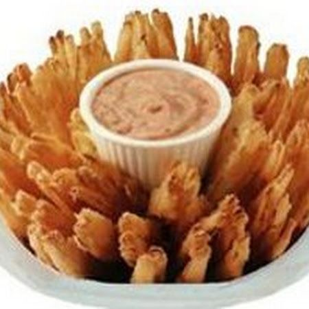 Outback Steakhouses Copycat Blooming Onion Recipe (with sauce recipe)