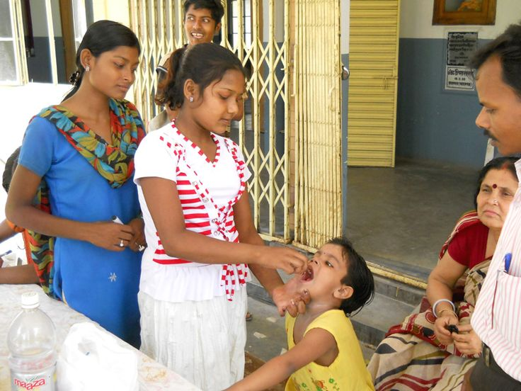 Pulse Polio Immunization through the eyes of nilotpal_patra