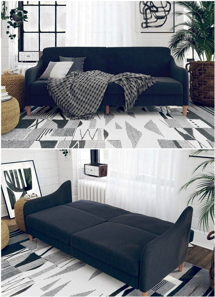 12 Cheap And Stylish Sofa Beds All Under 400 Stylish Sofa Bed Sofa Bed With Storage Sofa Bed For Small Spaces