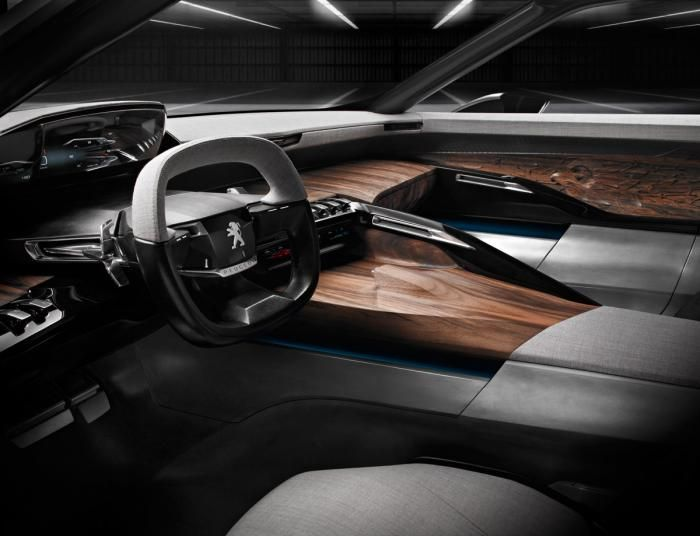 Peugeot Exalt concept car revealed - pictures   7   Auto Express
