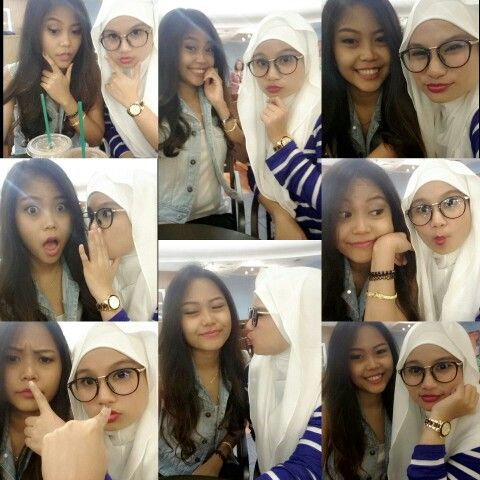 With sister another mother... love yuuu dear