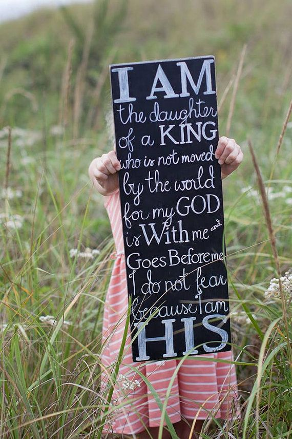 Personalized Scripture Sign ~ Black Chalkboard Paint & White Lettering with a Vintage Feel - perfect for photo wall grouping!