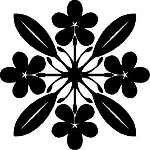 Hawaiian Quilt Tile 42 : HaoleKid