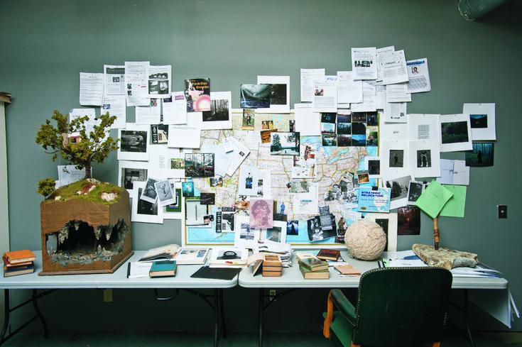 """Alec Soth, """"Broken Manual"""" (© 2014 Alec Soth) """"Photographers' Sketchbooks"""", all images courtesy of Thames & Hudson"""