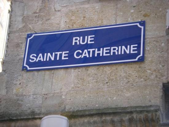 Rue St. Catherine, Paris