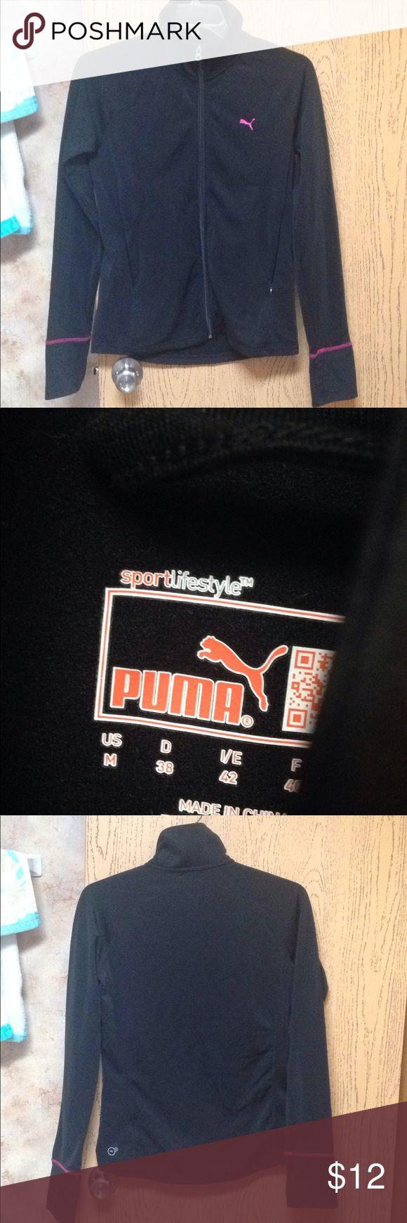 Like new puma jacket Like new puma jacket Puma Jackets & Coats