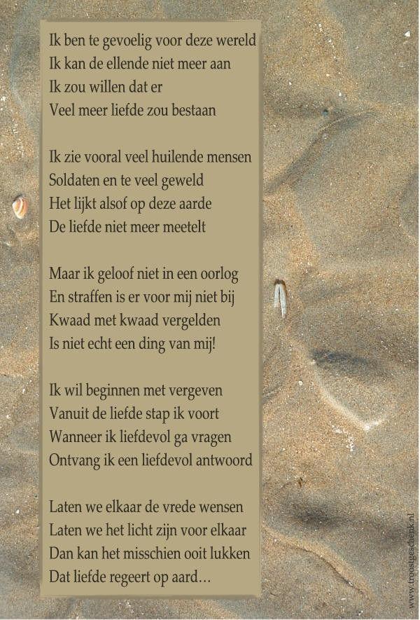 Gedicht Ik ben te gevoelig voor deze wereld www.troostgeschenk.nl......................lbxxx.