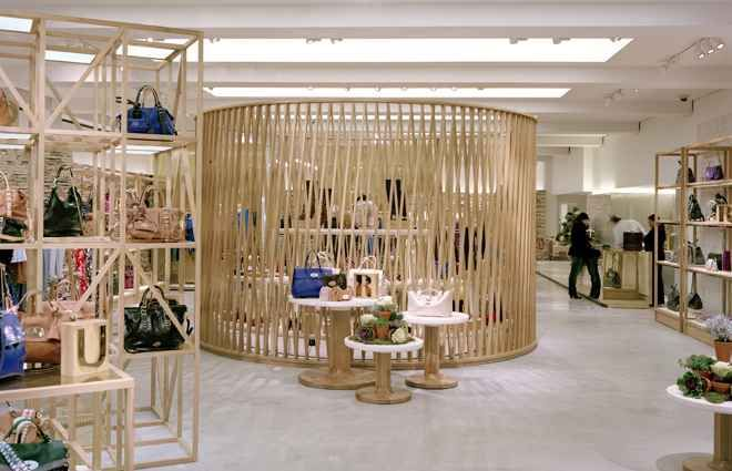 Mulberry's luxury leather goods have a new home on London's New Bond Street. The new flagship store is t he …
