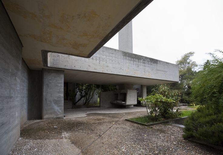 Javier Carvajal (1926-2013), Casa García Valdecasas, Somosaguas, Madrid, 1964-65