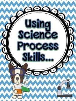 Using science process skills packet:science process skills scoot game with…