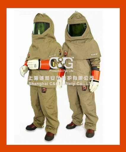Dupont Protera Electric Arc Flash Protection Suit $10~$200