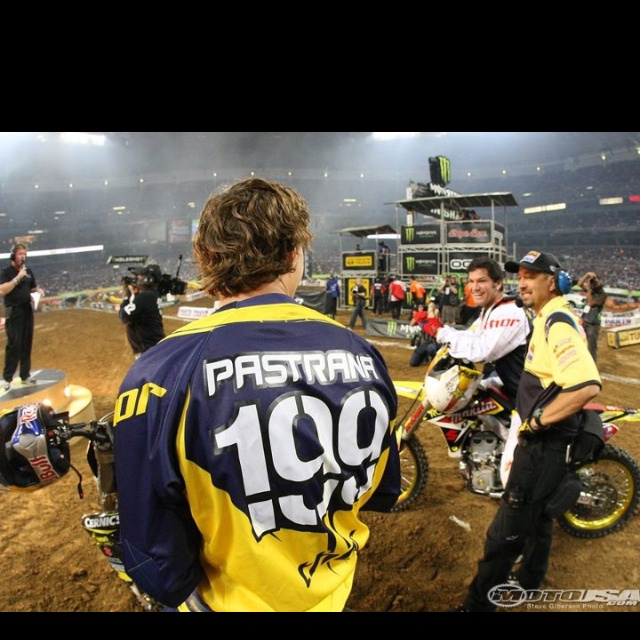 Mr 199 and Chad Reed