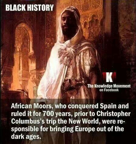 """beautiesofafrique: """"blarbbb: """"darvinasafo: """"Before we were Black we were Moors. """" """"before we were black we were moors."""" shit like this annoys me so much. also i heard the term 'moor' is now used a..."""
