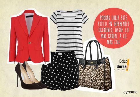#PrimerasVecesbyCyzone - Uso varios prints en un outfit