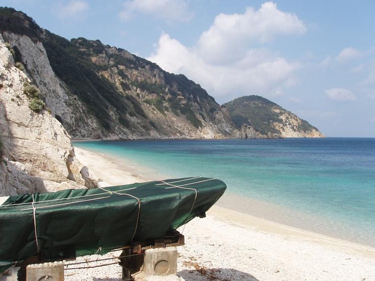 Spiaggia di Sansone, Isola d'Elba - Tuscany