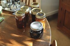 How to save jam/jelly that didn't set {i did this and it worked -Tiff}