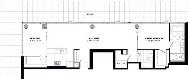 Floor Plans | East 55 Condos