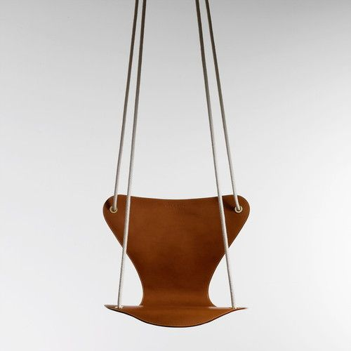 Swing Seat: Fritz Hansen and Louis Vuitton $18,000 US